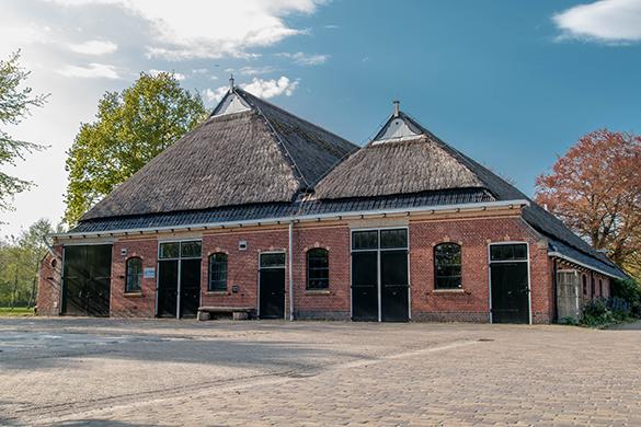 Landgoedboerderij Oosterheerdt - Startlocatie Autopuzzeltocht Zuidelijk Westerkwartier